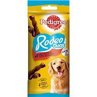 Pedigree Rodeo Duo žvýkací pamlsky s hovězí a sýrovou příchutí 7 ks (123 g) - Pamlsky pro psy