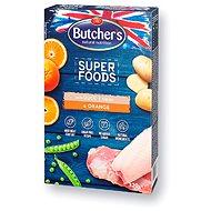 Butcher´s superfoods Grain Free Duck & Orange 320 g - Pamlsky pro psy