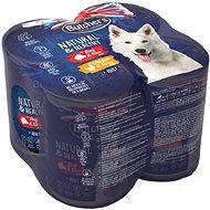 Butcher's Natural & Healthy Dog 4 × 390 g - Konzerva pro psy