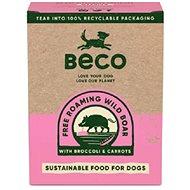 Beco Wet Free Roaming Wild Boar 0,375 kg - Konzerva pro psy