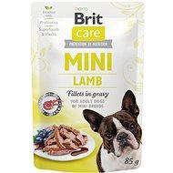 Kapsička pro psy Brit Care Mini Lamb Fillets in Gravy 85 g - Kapsička pro psy