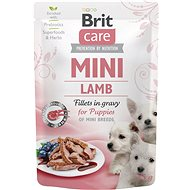 Brit Care Mini Puppy Lamb Fillets in Gravy 85 g