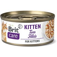 Brit Care Cat Kitten Tuna Fillets 70 g