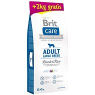 Brit Care Adult Large Breed Lamb & Rice 12 + 2 kg