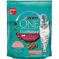 Purina ONE Dual Nature Sterilized Brusinka s lososem 750g - Granule pro kočky