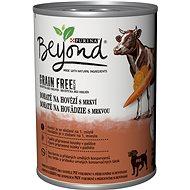 Beyond Grain Free kousky v paštice bohaté na hovězí s mrkví 400g