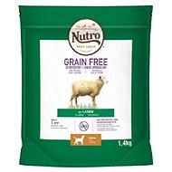 Nutro Grain Free granule s jehněčím pro štěňata 1,4kg