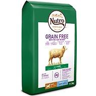 Nutro Grain Free granule s jehněčím pro štěňata 11,5kg - Granule pro štěňata