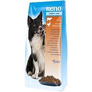 Reno kompletní krmivo pro dospělé psy 15 kg - Granule pro psy