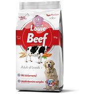 Louie Kompletní suché krmivo pro psy s hovězím 12kg - Granule pro psy