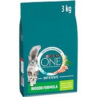 Purina ONE indoor s krůtou 3kg - Granule pro kočky