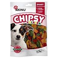 Akinu Kolagen chipsy 60 g - Pamlsky pro psy