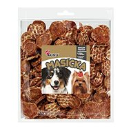 Sušené maso pro psy Akinu Kachní chipsy 300 g - Sušené maso pro psy