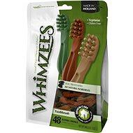 Whimzees Dental zubní kartáček XS 7,5g, 48ks v balení - Pamlsky pro psy