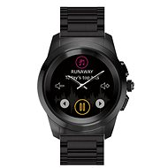 MyKronoz ZeTime Elite Black Metal - 44 mm - Chytré hodinky