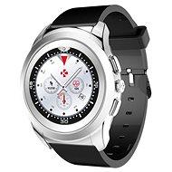 MyKronoz ZeTime Original Silver/Black - 39 mm - Chytré hodinky