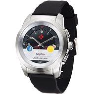 MyKronoz ZeTime Original Silver/Black - 44 mm - Chytré hodinky