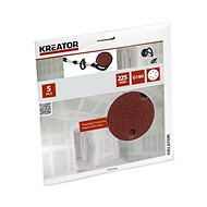 Kreator KRT232008, 225mm - Brusný papír