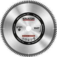Kreator KRT020431, 305mm - Pilový kotouč na dřevo