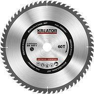 Kreator KRT020430, 305mm - Pilový kotouč na dřevo