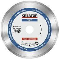 Kreator KRT081103, 180mm - Řezný kotouč