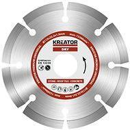 Kreator KRT082101, 115mm - Řezný kotouč