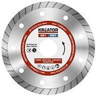 Kreator KRT083100, 115mm - Diamantový kotouč