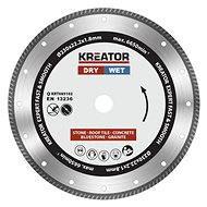Kreator KRT085102, 230mm - Řezný kotouč
