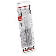 Kreator Metal Drill Bit 3.2mm HSS - Drill Bit