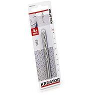 Kreator Metal Drill Bit 4.8mm HSS - Drill Bit