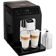 Krups EA891810 Evidence Black s nádobou na mléko - Automatický kávovar
