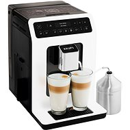 Krups EA891110 Evidence White s nádobou na mléko - Automatický kávovar