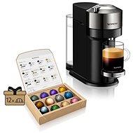 Krups XN910C10 Nespresso Vertuo Next Dark Chrome  - Kávovar na kapsle