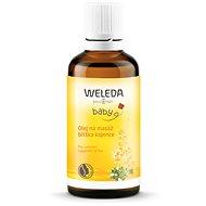 WELEDA Olej na masáž bříška kojence 50 ml - Dětský olej