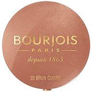 BOURJOIS Blush 03 Brun Cuivre 2,5 g - Tvářenka