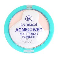 DERMACOL ACNEcover Mattifying Powder No.01 Porcelain 11 g