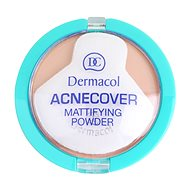 DERMACOL ACNEcover Mattifying Powder No.02 Shell 11 g