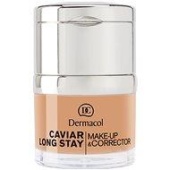 DERMACOL Caviar Long Stay Make-Up & Corrector Tan 30 ml - Make-up
