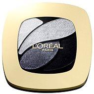 ĽORÉAL PARIS Color Riche Les Ombres E5 Velours Noir 2,5 g - Oční stíny