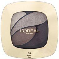 ĽORÉAL PARIS Color Riche Les Ombres E4 Marron Glacé 2,5 g - Oční stíny