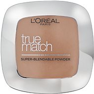 ĽORÉAL PARIS True Match Powder W5 Golden Sand 9 g - Pudr