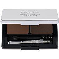 ĽORÉAL PARIS Brow Genius Kit Light/Medium 3,5 g - Kosmetická paletka