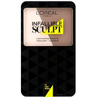 L'ORÉAL Infallible Sculpt Palette 01 Light 10g - Paletka