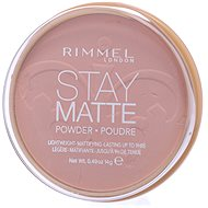 RIMMEL LONDON Stay Matte 002 Pink Blossom 14 g - Pudr