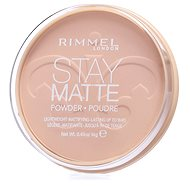 RIMMEL LONDON Stay Matte 004 Sandstorm 14 g - Pudr