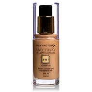 MAX FACTOR Facefinity All Day Flawless 3in1 Foundation SPF20 60 Sand 30 ml