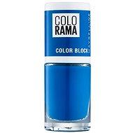 MAYBELLINE NEW YORK Colorama 487 Blue  7 ml - Lak na nehty