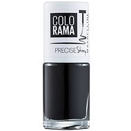MAYBELLINE NEW YORK Colorama 489 Black 7 ml - Lak na nehty