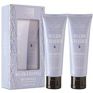 SCOTTISH FINE SOAPS Willow & Bluebell Set - Dárková sada kosmetická