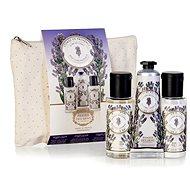 PANIER DES SENS Provence Lavender Travel Set - Dárková sada kosmetická